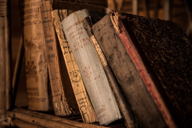 Some Reasons Why We Buy Antique Books